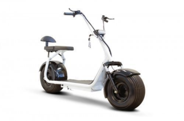 EWheels EW-08 Fat Tire Electric Scooter - Mobility Ready