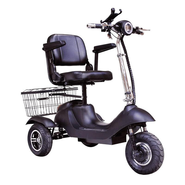 EWheels EW-20 Folding Travel 3 Wheel Mobility Scooter - Mobility Ready