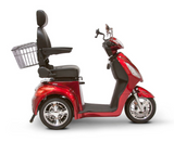 EWheels EW-36 Three-Wheel Mobility Scooter - 2018 Upgraded Model - Mobility Ready