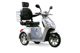EWheels EW-36 Slowpoke Mobility Scooter with Electromagnetic Brakes - Mobility Ready