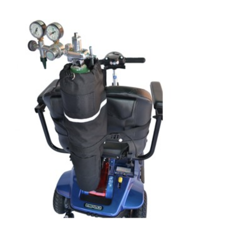 EWheels Oxygen Tank Holder - Mobility Ready
