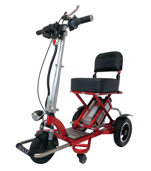 Enhance Mobility Triaxe Sport Mobility Scooter - Mobility Ready