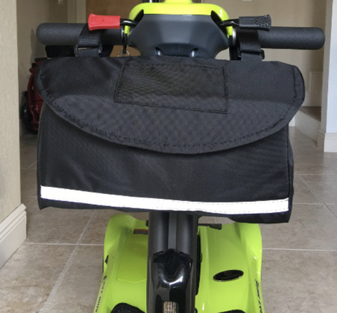 EV Rider Mobility Scooter Tiller Bag Small - Mobility Ready