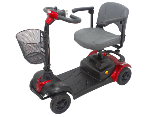 CTM HS-295 4 Wheel Mobility Scooter - Mobility Ready