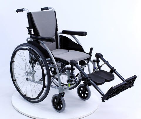 Karman S Ergo 125  Manual Wheelchair - Mobility Ready