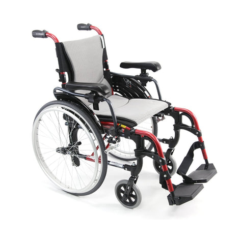 Karman S Ergo 305 Manual Wheelchair - Mobility Ready