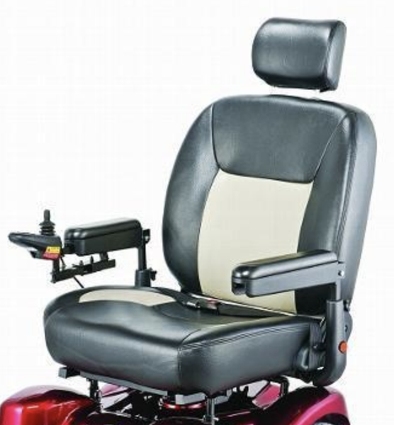 Merits Seat for Atlantis Electric Wheelchair - Mobility Ready
