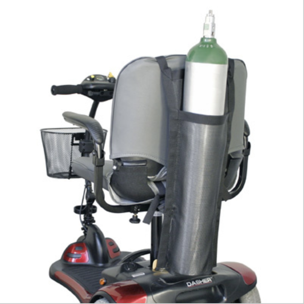 Shoprider Mesh Oxygen Tank Holder - Mobility Ready