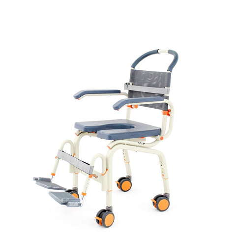 ShowerBuddy Roll-In Buddy Light Shower Chair