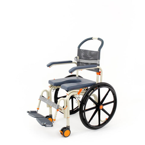 ShowerBuddy Roll-In Buddy Solo Shower Chair