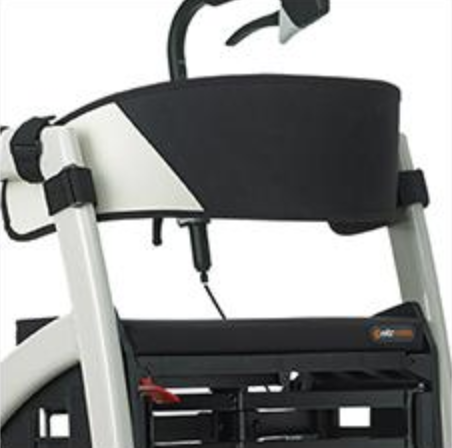 Back Support For Rollz Motion2 Walker - Mobility Ready