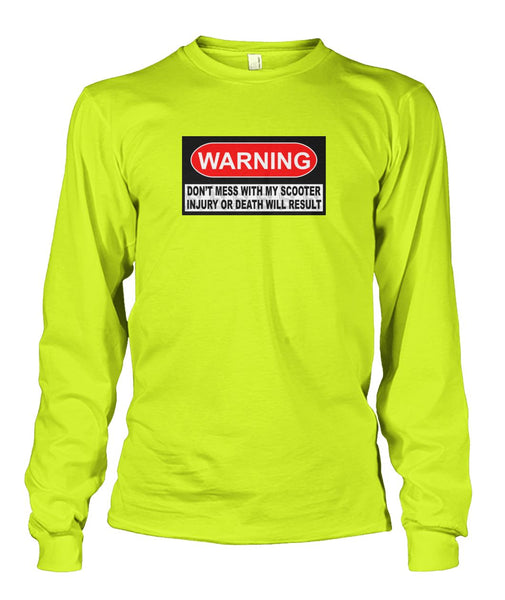 Warning Long Sleeve