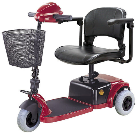 CTM HS-125 3 Wheel Mobility Scooter - Mobility Ready