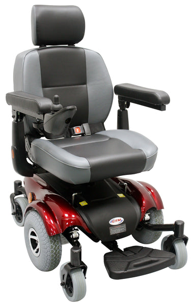CTM HS-2850 Power Electric Wheelchair - Mobility Ready