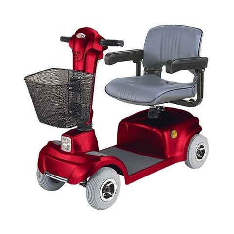 CTM HS-360 4 Wheel Mobility Scooter - Mobility Ready