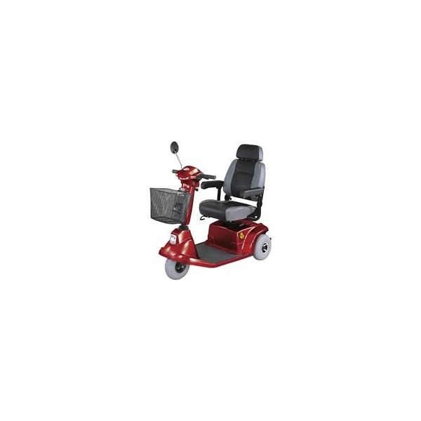 CTM HS-570 Luxury 3 Wheel Mobility Scooter - Mobility Ready