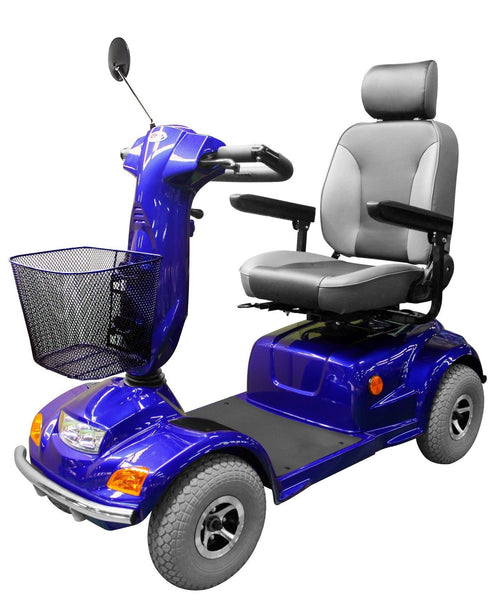 CTM HS-890 4-Wheel Mobility Scooter - Mobility Ready