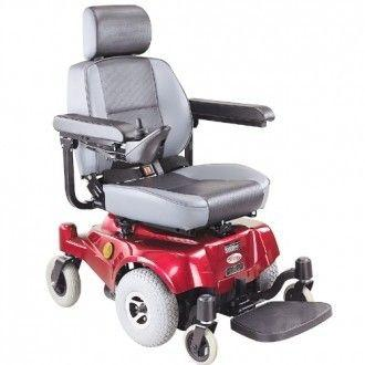 CTM HS-2800 Power Electric Wheelchair - Mobility Ready