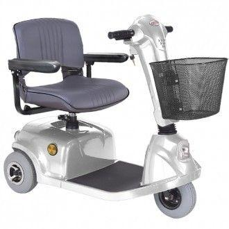 CTM HS-320 3 Wheel Mobility Scooter - Mobility Ready