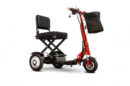EWheels EW-01 Speedy Folding Mobility Scooter - Mobility Ready