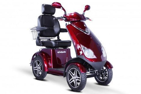 EWheels EW-72 Heavy Duty Four Wheel Mobility Scooter - Mobility Ready