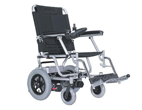 EV Rider P15S Puzzle Electric Wheelchair - Mobility Ready