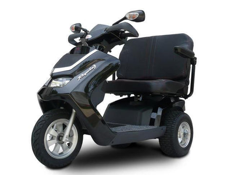 EV Rider Royale 3 Cargo Heavy Duty Three Wheel Mobility Scooter - Mobility Ready