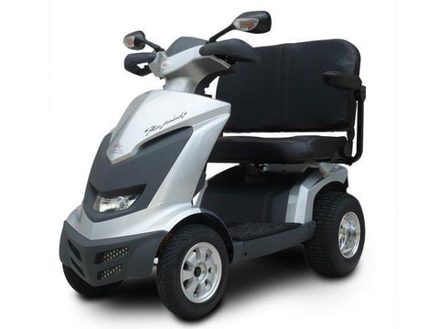 EV Rider Royale 4 Cargo Heavy Duty Four Wheel Mobility Scooter - Mobility Ready