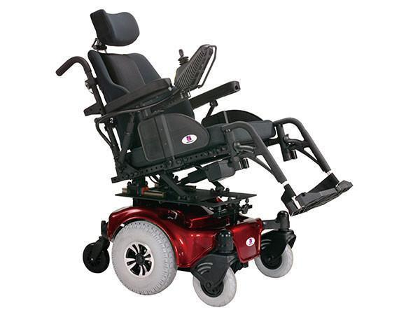 EV Rider HP6RT Allure RT Electric Wheelchair - Mobility Ready