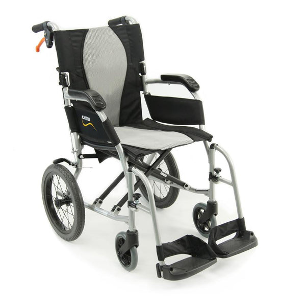 Karman Ergo Flight Tp Manual Wheelchair - Mobility Ready