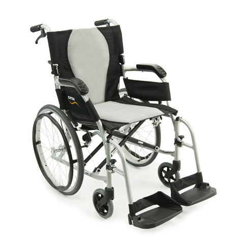 Karman Ergo Flight Manual Wheelchair - Mobility Ready