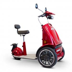 EWheels EW-77 EDGE Three Wheel Mobility Scooter - Mobility Ready