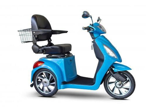 EWheels EW-85 JELLYBEAN 3-Wheel Electric Mobility Scooter - Mobility Ready