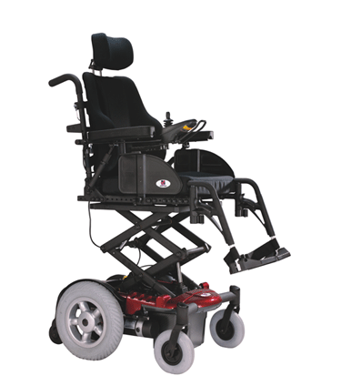 EV Rider Vision Power Wheelchair - Mobility Ready