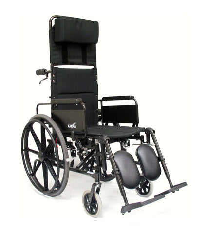 Karman KM-5000 Self Propel Manual Wheelchair - Mobility Ready
