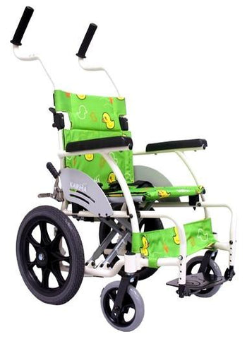 Karman KM-7501-TP Pediatric Manual Wheelchair - Mobility Ready