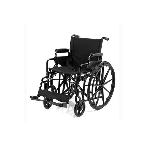 Merits Health N424/N524 Glacier Standard Lightweight Wheelchair - Mobility Ready