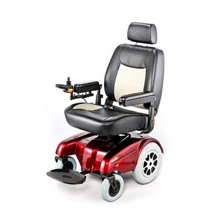 Merits Health Gemini Electric Wheelchair - Mobility Ready