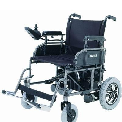 Merits Health P101 Folding Electric Wheelchair - Mobility Ready