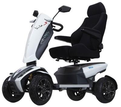EV Rider S12S Vita S Sport Mobility Scooter - Mobility Ready