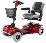 Merits Health S245 Pioneer 2 Mobility Scooter - Mobility Ready