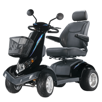EV Rider Aviator S8X Mobility Scooter - Mobility Ready