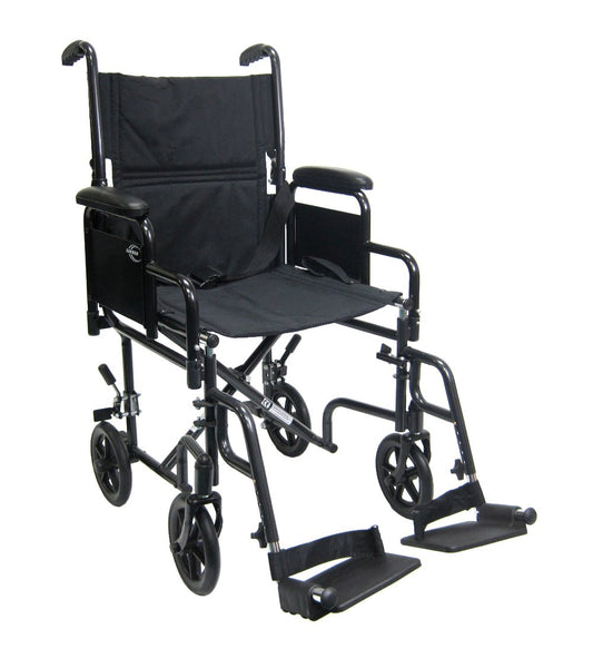 Karman T-2700 Transport Manual Wheelchair - Mobility Ready