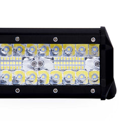 32inch CREE LED Light Bar Spot Flood OffRoad Work Driving 4WD 4x4 Reverse