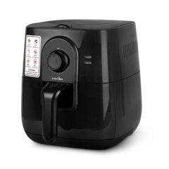 3L Oil-Less Air Fryer - Black
