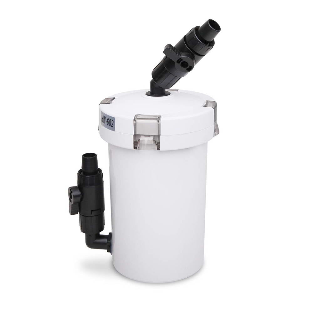 400L/H Aquarium External Canister Filter Aqua Fish Tank