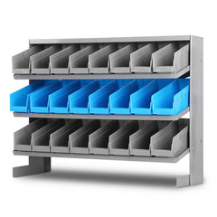 Giantz 24 Bin Storage Shelving Rack