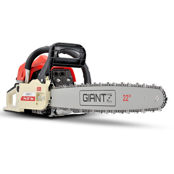 62CC Petrol Chainsaw