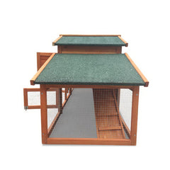 Gardeon 2 Storey Wooden Hutch