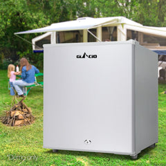 Glacio 55L Portable Bar Fridge & Freezer Caravan Camping